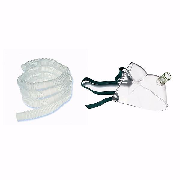 Mascara de tienda para oxígeno